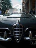 Паук Romeo Giulietta альфы на Ла Mille Miglia 2016 Aspettando Стоковые Фото