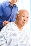 пациент доктора стоковые изображения