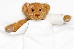 пациент кровати Стоковые Изображения