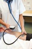пациент нюни Стоковое фото RF