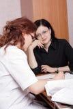 пациент Стоковая Фотография