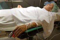 пациент Стоковая Фотография RF