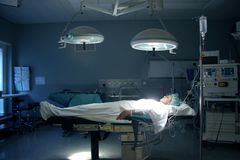 пациент Стоковые Изображения