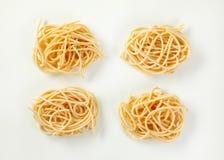 Пачки макаронных изделий спагетти Стоковые Изображения