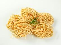 Пачки макаронных изделий спагетти Стоковое Изображение RF