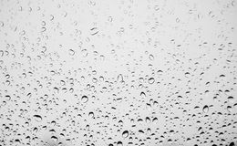 падает вода дождя Стоковое Изображение RF