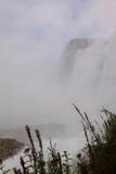 падает положение парка niagara Стоковые Фото