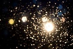 падает стекло Стоковые Фото