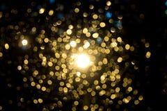 падает стекло Стоковое Изображение RF