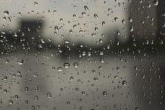 падает стеклянный дождь Стоковые Фото