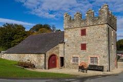 Палата замка, графство вниз, Северная Ирландия Стоковые Фотографии RF
