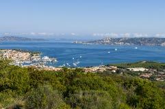 Палау, Сардиния, Италия Стоковая Фотография