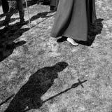 Палач шествия пасхи Стоковое фото RF