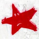 Падающая звезда унылая Стоковое Фото