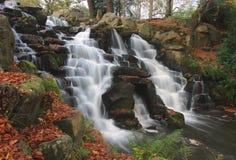 падая воды Стоковые Изображения