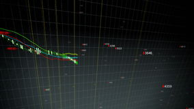 Падая петля фондового индекса
