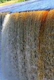 Падение водопада Стоковое Фото