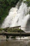 Падение воды парка нации Inthanon Стоковое Изображение