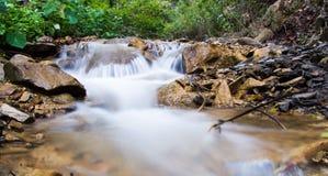 Падение воды Патны, Rishikesh Стоковая Фотография RF