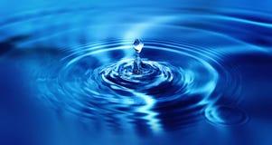 Падение воды Стоковое Фото