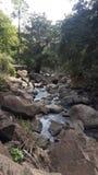 Падение воды Sepiso Стоковая Фотография RF