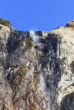 Падение Bridalveil, Yosemite Стоковые Фотографии RF