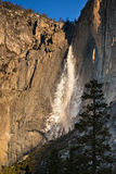 Падения верхушкы Yosemite Стоковое фото RF
