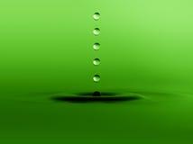 Падения воды Стоковое фото RF
