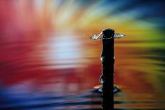 Падения воды Стоковая Фотография RF