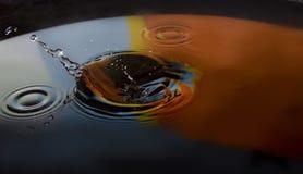 Падения воды Стоковая Фотография