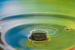 Падения воды Стоковые Изображения