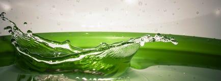 Падения воды Стоковое Изображение RF