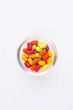 Падения конфеты Стоковое Изображение RF