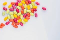 Падения конфеты Стоковая Фотография RF