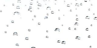 Падения на белой предпосылке иллюстрация вектора