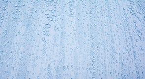 Падения на покрашенной предпосылке, красивой предпосылке Стоковые Фото