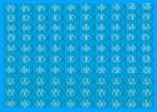 Падения на стекле Стоковое Изображение RF