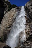 падения понижают yosemite Стоковая Фотография