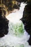 Падения реки англичанина Стоковые Фото