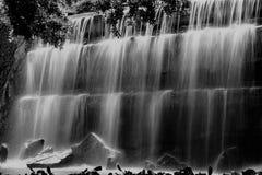 Падения садовничают в озере Eur, Риме Стоковое Изображение RF