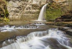 Падения скалы орла Стоковое Изображение RF
