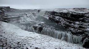 Падения льда Стоковые Фото