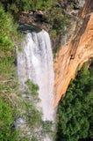 Падения Fitzroy вверх закрывают - NSW, Австралию Стоковые Изображения RF