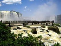 Падения Iguassu Стоковое фото RF