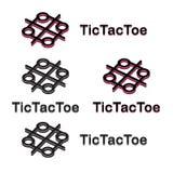 Палец ноги Tic tac стоковая фотография