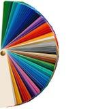 Палитры цвета Стоковые Изображения RF