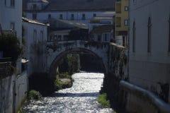 паломничество Португалия скита alcobaca стоковое фото