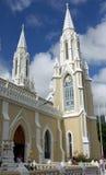 Паломничество Церковь Santuario de Ла Virgen, Isla Маргарита Стоковое фото RF