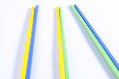 палочки цветастые Стоковое Фото