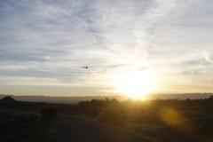 Пало-Альто Baylands Стоковая Фотография RF